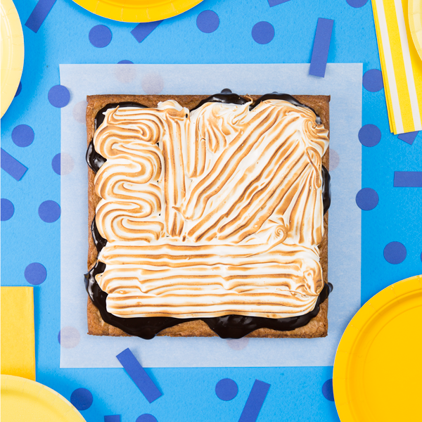 Giant S'more | Oh Happy Day!