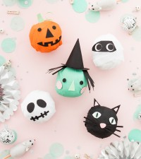 Halloween Surprise Balls | Oh Happy Day!