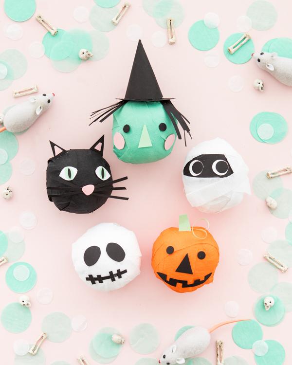 Halloween Surprise Balls | Oh Happy Day!