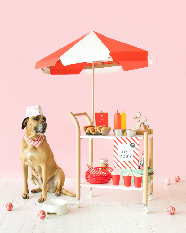 puppy party oh happy day bloglovin. Black Bedroom Furniture Sets. Home Design Ideas