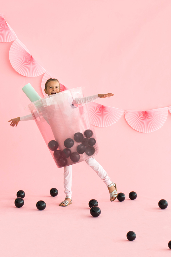 Boba Tea Costume | Oh Happy Day!