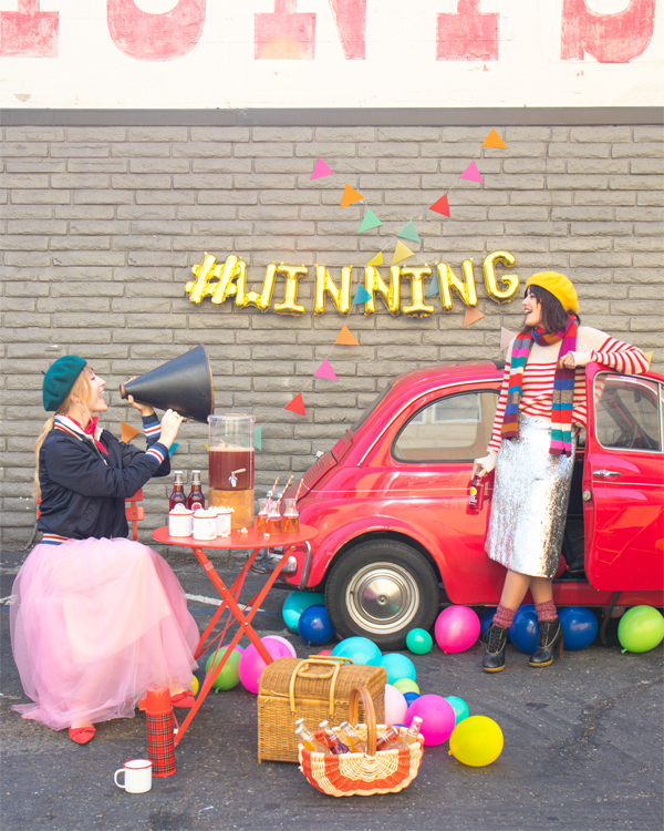 A Cocktail-gating Party | Oh Happy Day!