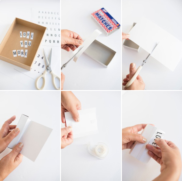 Mini Marquee Sign DIY | Oh Happy Day!