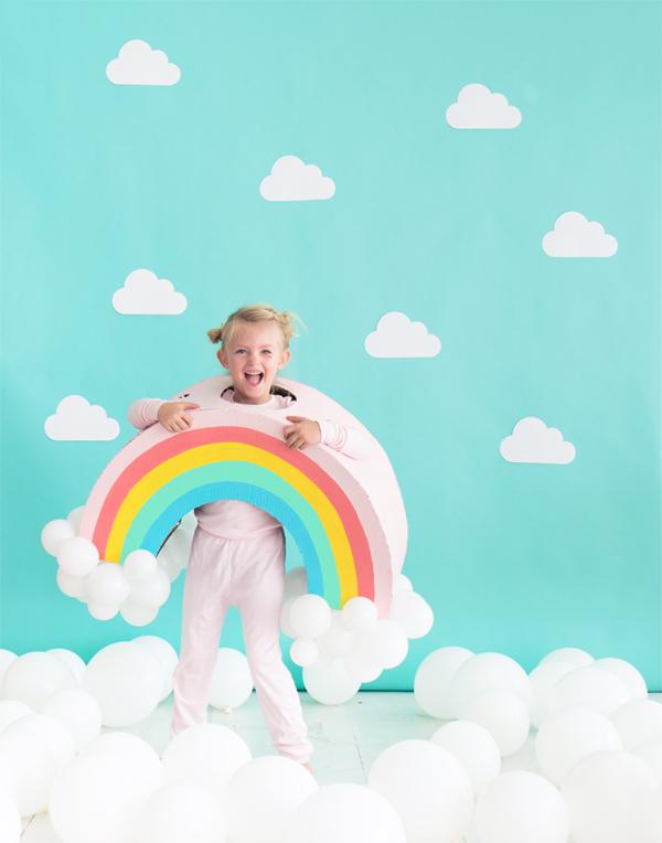 Rainbow Costume | Oh Happy Day!