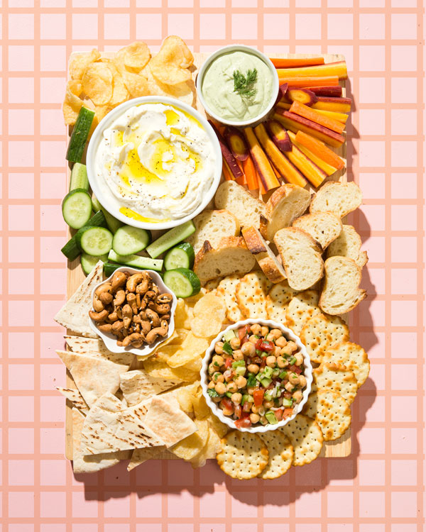 Piece of Cake : Party Appetizer Platter | Oh Happy Day!