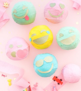Emoji Surprise Ball | Oh Happy Day!