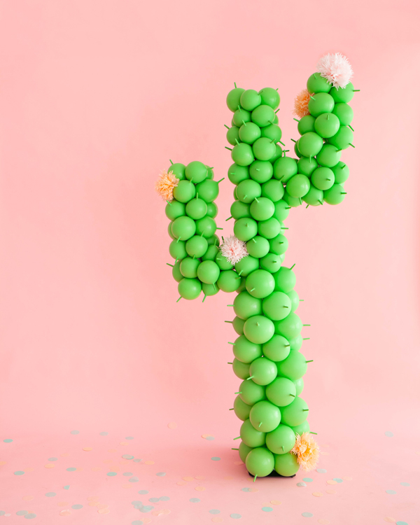 Giant Balloon Cactus | Oh Happy Day!
