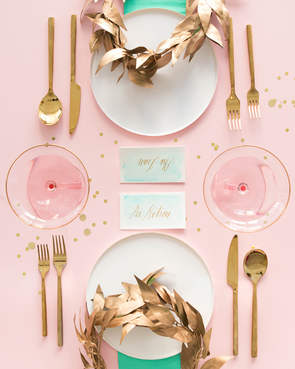Gold Leaf Crowns | Oh Happy Day!
