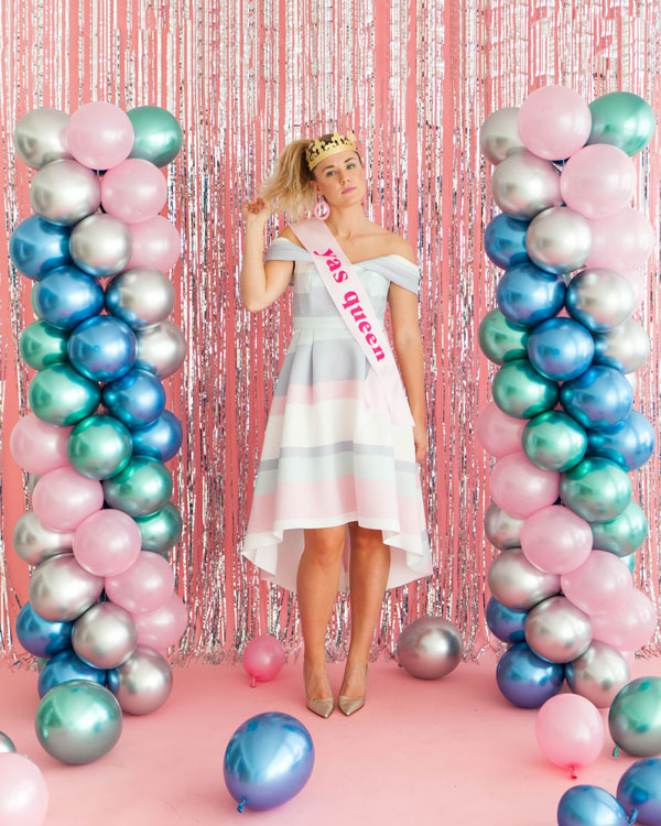 80's Prom Sashes | Oh Happy Day!