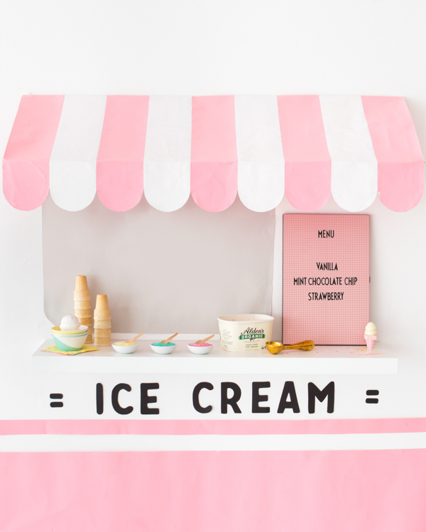 Ice Cream Truck Wall | Oh Happy Day!