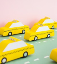 Taxi Giftbox Printable | Oh Happy Day!