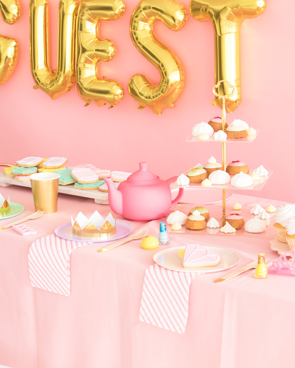 Modern Disney Princess Party | Oh Happy Day!