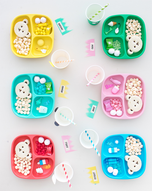 Kids Bento Party | Oh Happy Day!