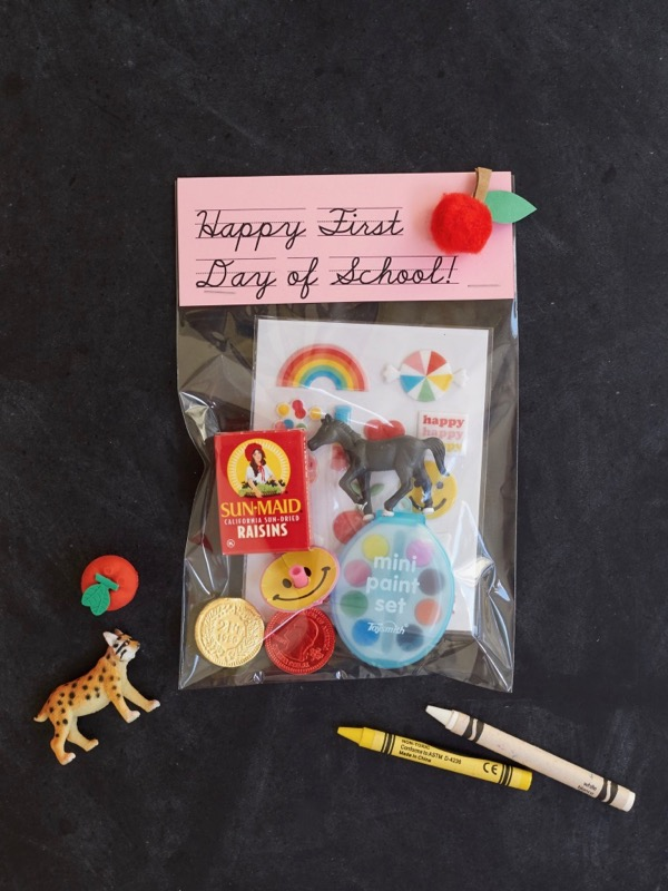 Back To School Treats DIY | Oh Happy Day!