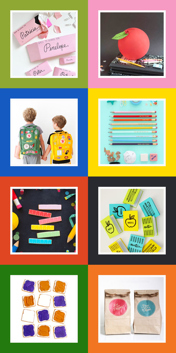 Back to School Round Up | Oh Happy Day