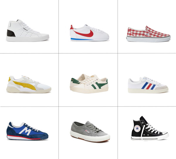 Sneakers under $100 | Oh Happy Day