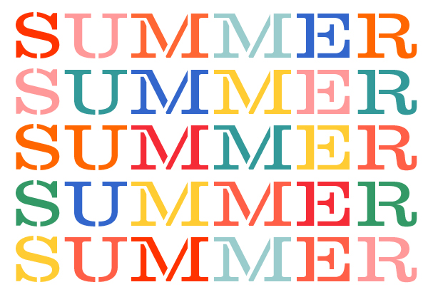 Summer Pick-Me-Up List | Oh Happy Day
