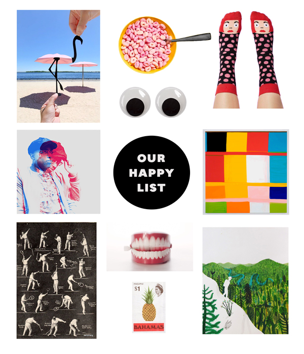 Happy List | Oh Happy Day
