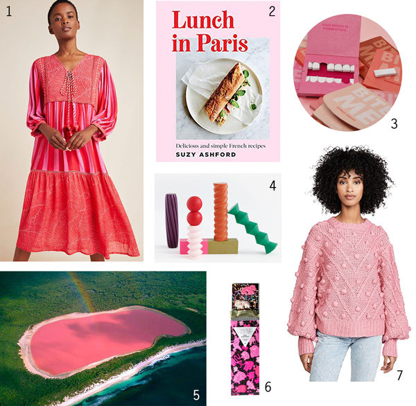 Pops of Pink | Oh Happy Day