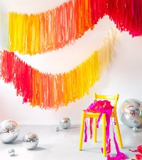 Gradient Fringe Garland | Oh Happy Day
