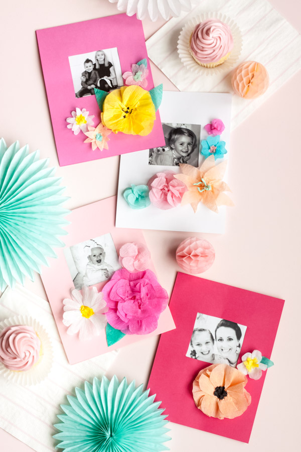 Mother's Day Accordion Keepsake | Oh Happy Day