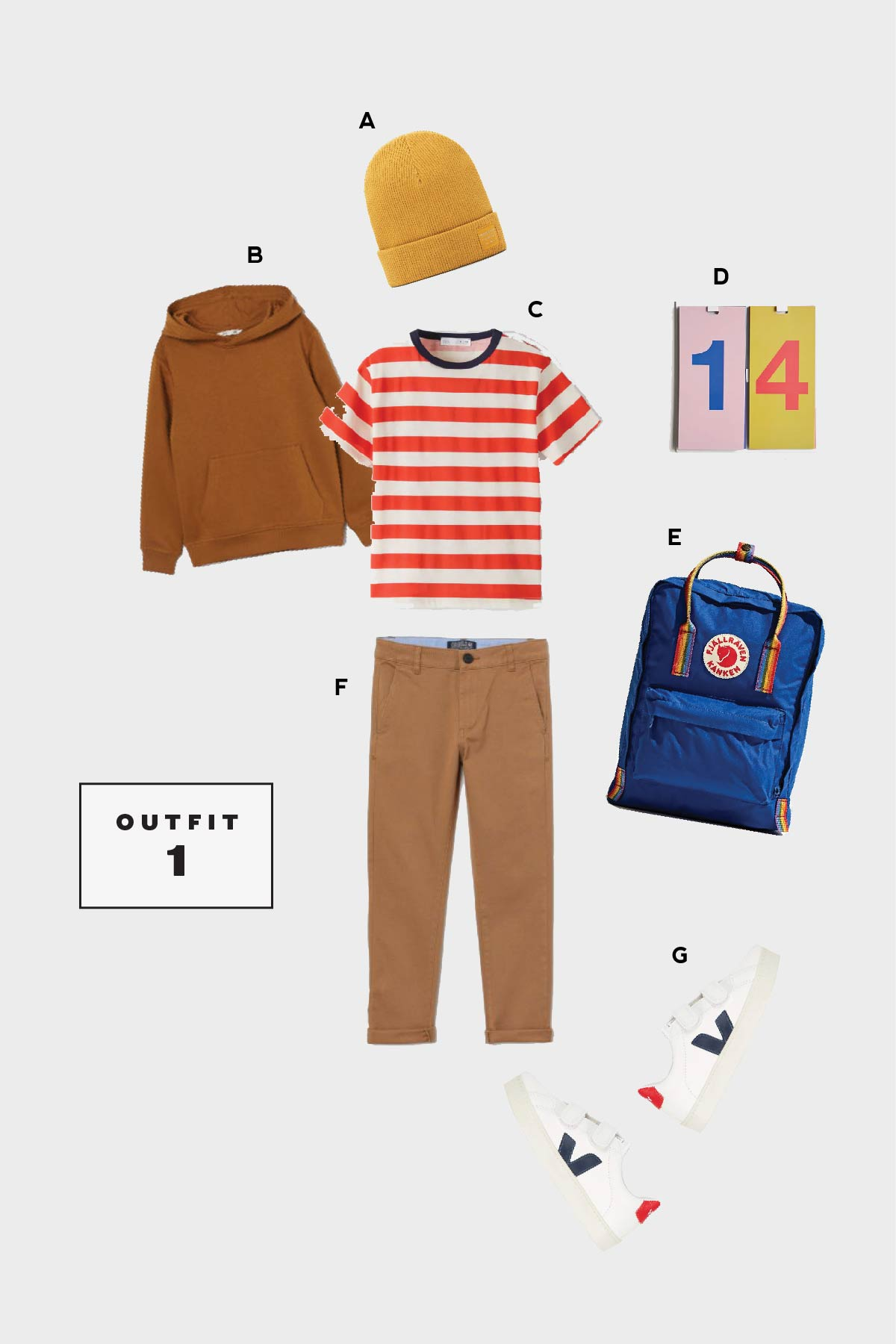 Back to School Outfits: Part One