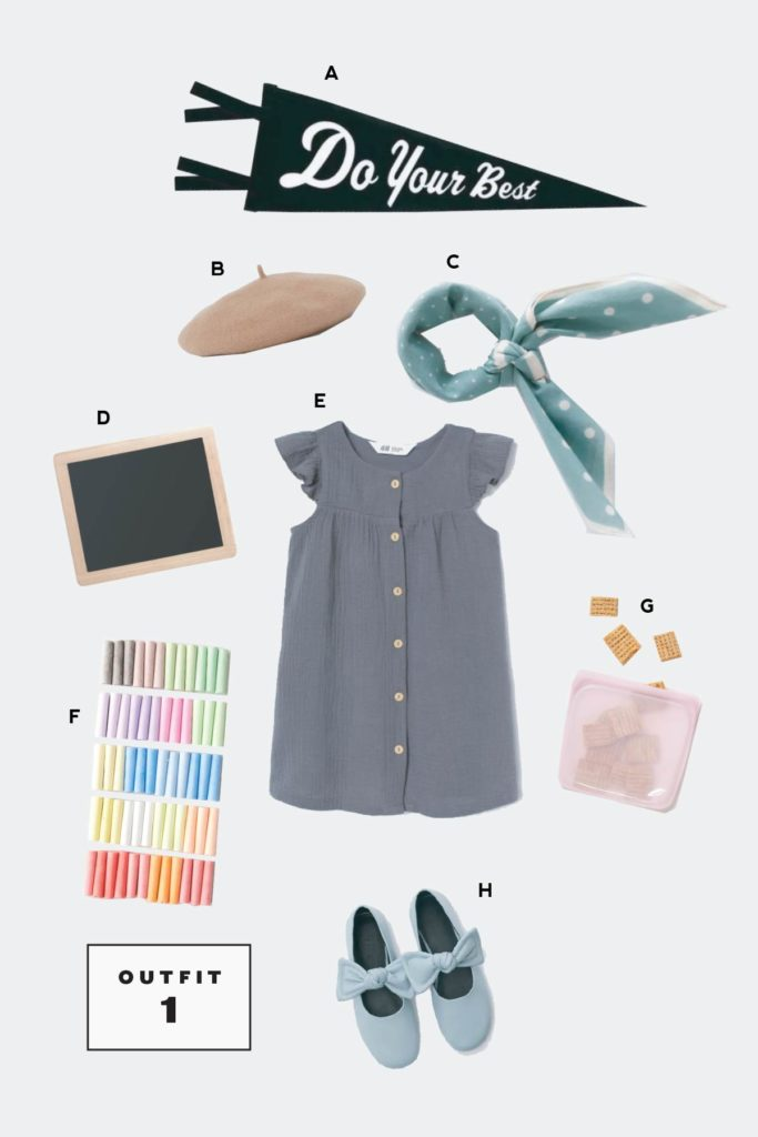 Back to School Outfits: Part Two