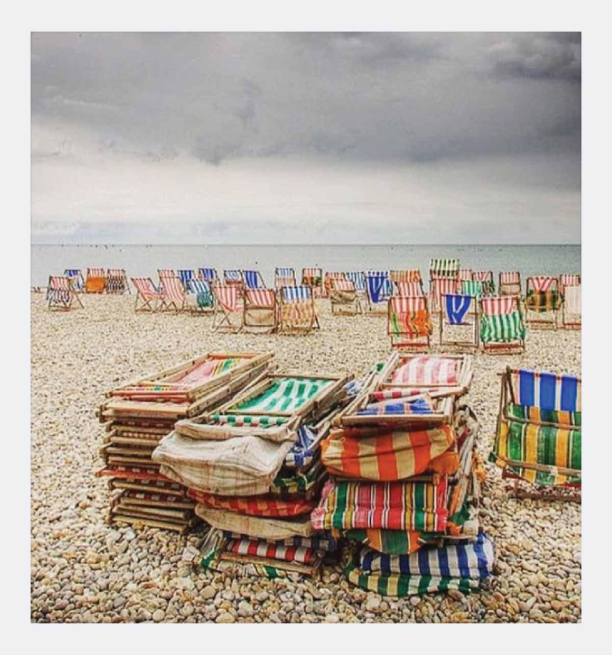 Mood: Resting Beach Face