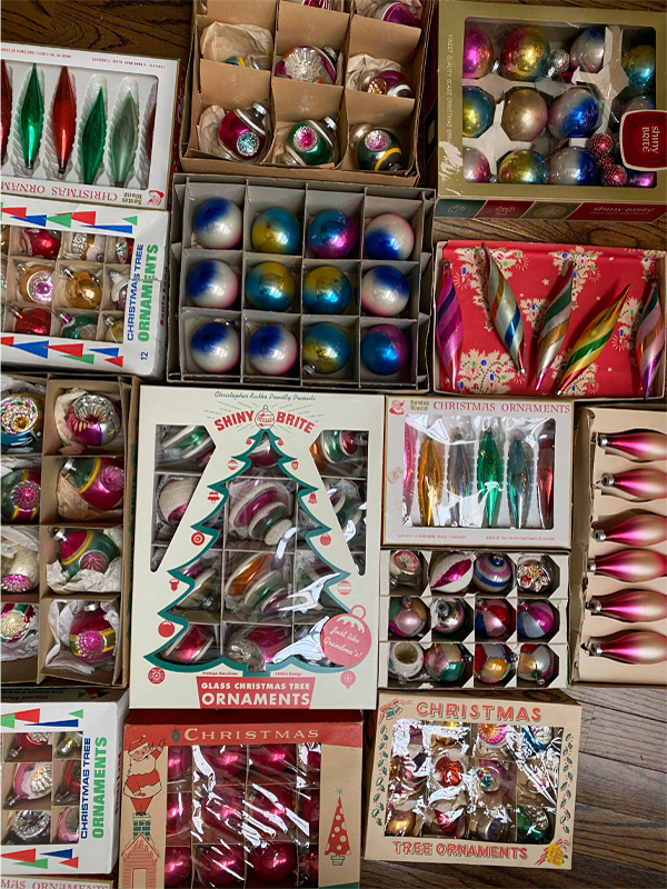 Vintage Ornament Collection | Oh Happy Day